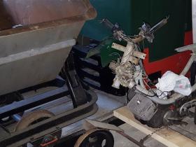 Umbau Schwalbe und Wagen (3)