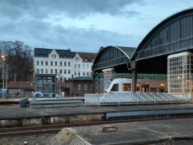 11.Netzwerktreffen Cottbus - Anreise (2)