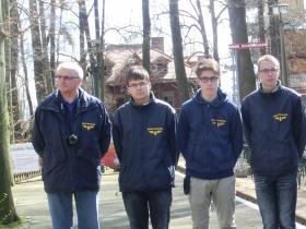 4  Generationen Parkeisenbahner