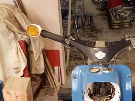 Umbau Schwalbe und Wagen (4)