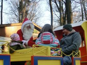 Freude ueber den Nikolaus