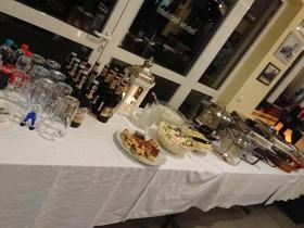 11.Netzwerktreffen Cottbus - Abendessen (2)