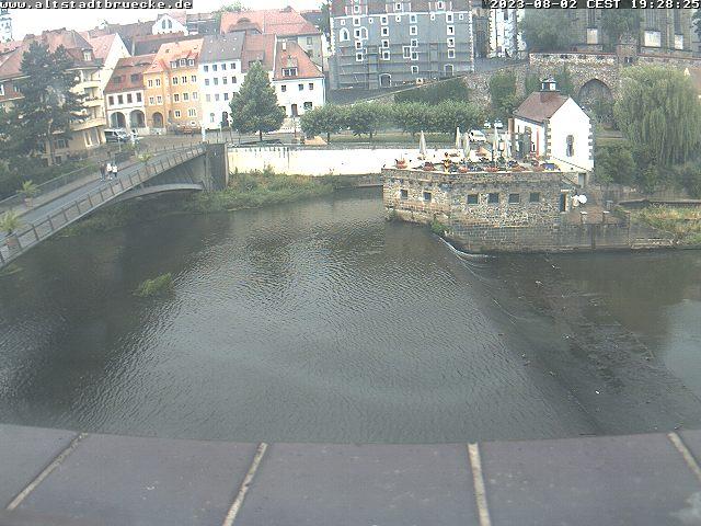 Webcam Altstadtbrücke